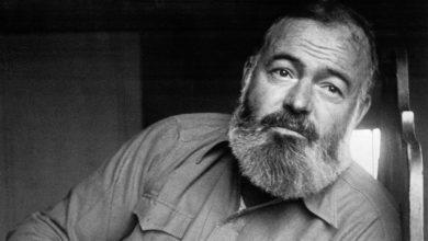 Ernest Hemingway ارنست همینگوی