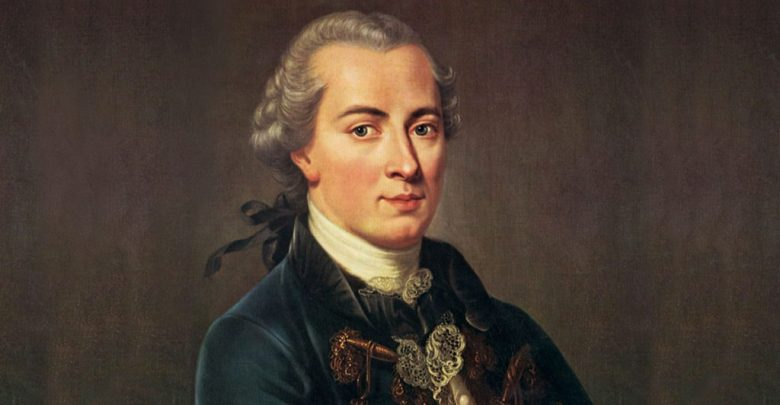 Immanuel Kant ایمانوئل کانت