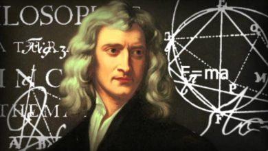 Isaac Newton آیزاک نیوتن