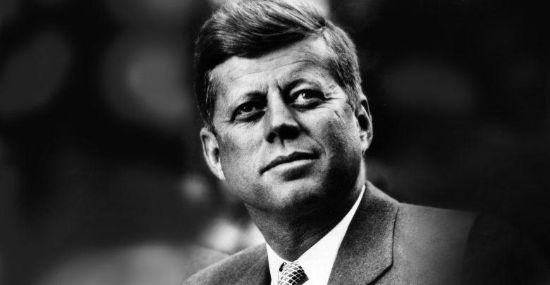 John F. Kennedy جان اف کندی