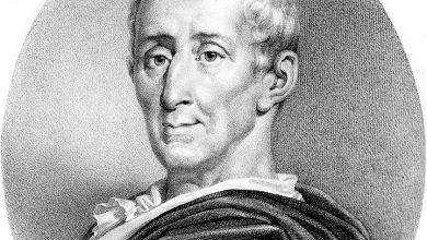 Montesquieu شارل دو مونتسکیو