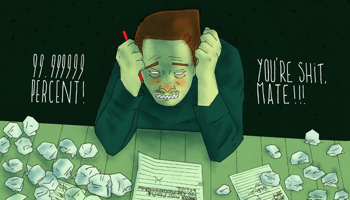 اختلال شخصیت وسواسی جبری Obsessive–compulsive personality disorder OCDP