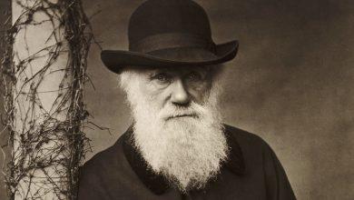 Charles Darwin چارلز داروین