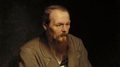 Fyodor Dostoyevsky فیودور داستایوفسکی