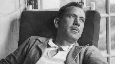 John Steinbeck جان اشتاین بک