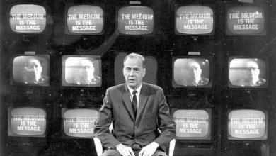 Marshall McLuhan مارشال مک لوهان