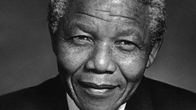 Nelson Mandela نلسون ماندلا