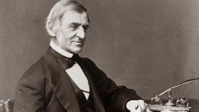 Ralph Waldo Emerson رالف والدو امرسون