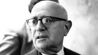 Theodor Adorno تئودور آدورنو