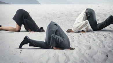 مکانیزم دفاعی انکار denial