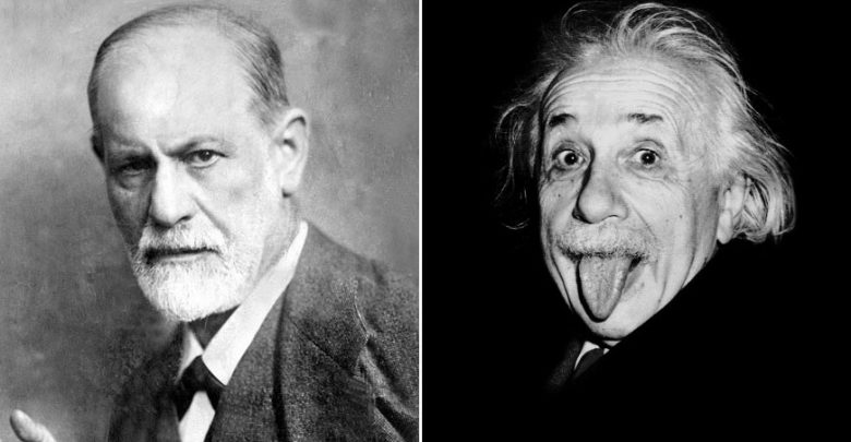 نامهنگاری انیشتین و فروید