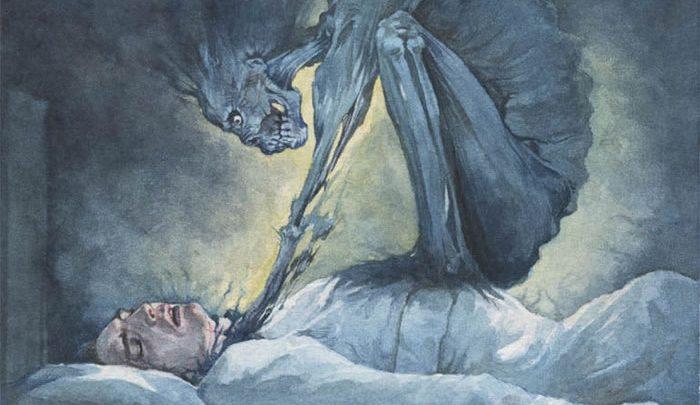 بختک یا فلج خواب