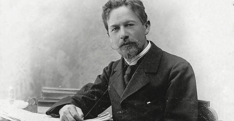 آنتوان چخوف Anton Chekhov