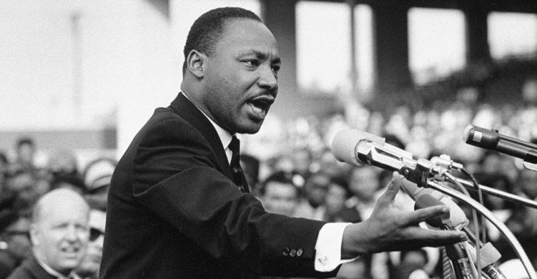 مارتین لوتر کینگ جونیور Martin Luther King Jr.
