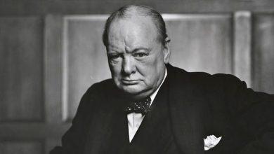 Winston Churchill وینستون چرچیل