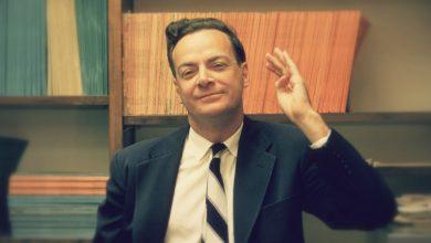 Richard Feynman ریچارد فاینمن