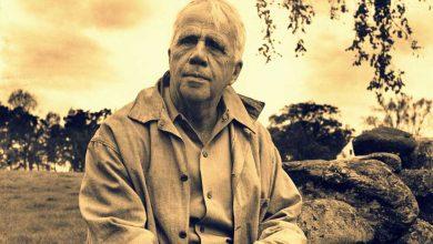 رابرت فراست Robert Frost