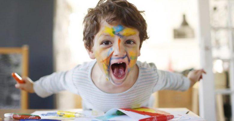رفتار طبیعی کودک