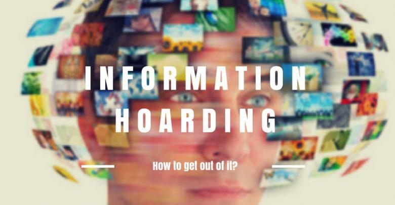 اختلال احتکار اطلاعات