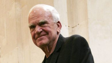 Milan Kundera میلان کوندرا